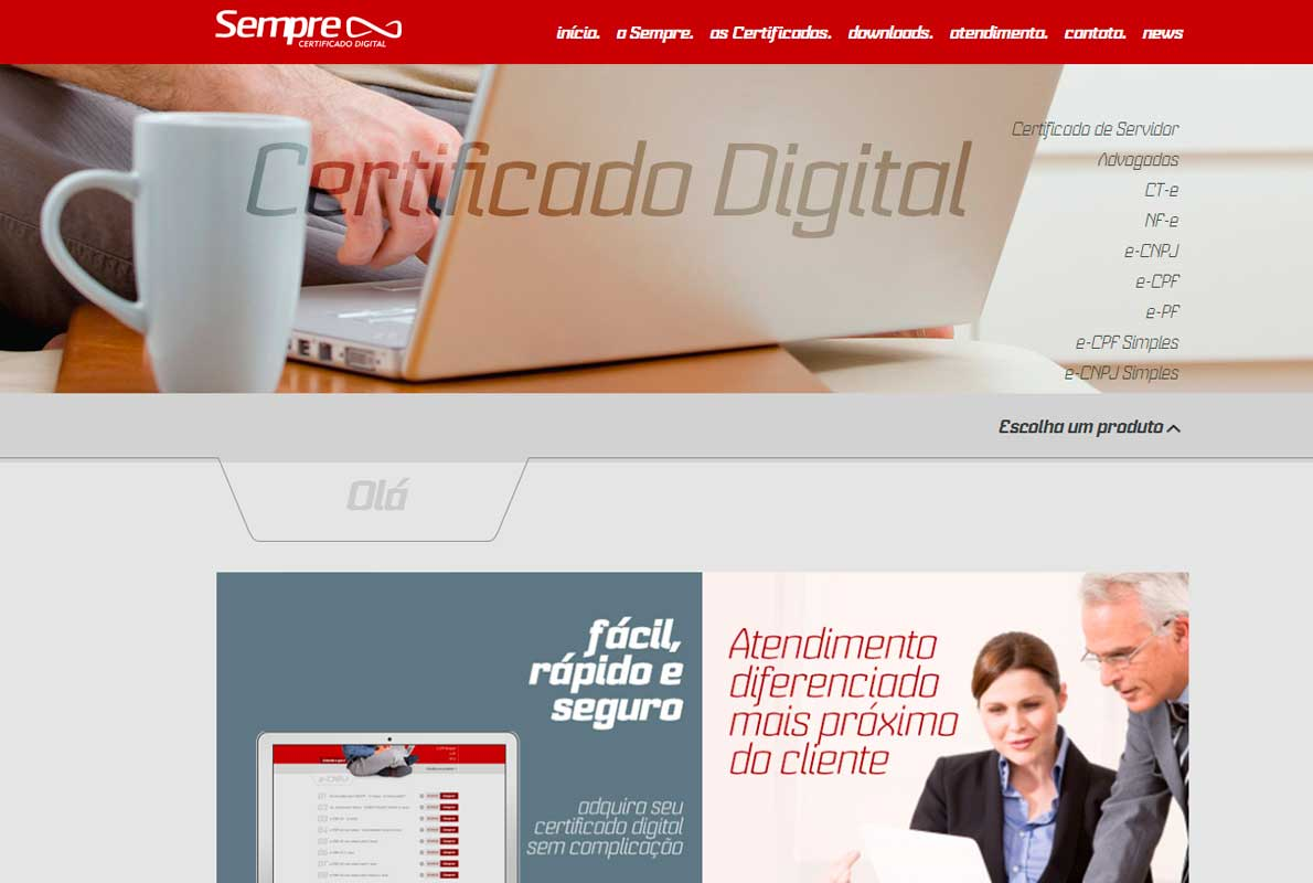 Sempre Certificado Digital